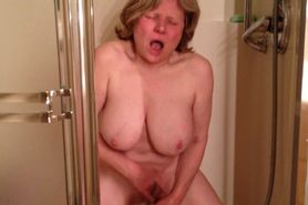 MarieRocks sexy MILF Tits Ass Cumming slow motion