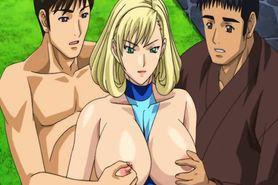 Discipline Zero hentai anime #2