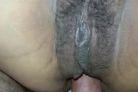 Old Latina Wants it in her Ass