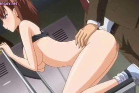 Teen anime slut gets screwed