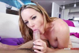 Huge butt bunny Lizzie Tucker screwed up