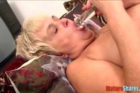 toy fucking amateur granny