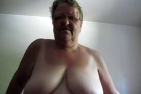 BBW Big Tits Granny Nice Belly