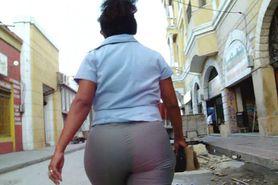 Big Booty Street Candid #4