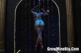 Big Tits Brunette Fucked