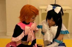 Anime Cosplay Porn lesbians Pretty Cure