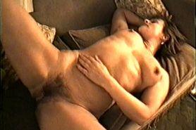 Yvonne naked legs open
