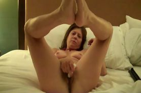 mature ass hairy pussy play