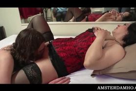 Amsterdam mature slut pleasing hungry pecker for money