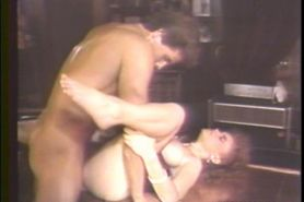 Buffy Davis fucked in ass by Peter North