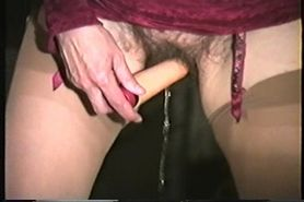 Mature Woman Pissing 2