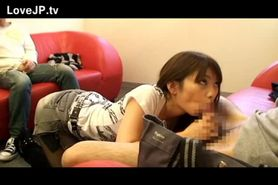Japanese Gal Makes A Porn Video