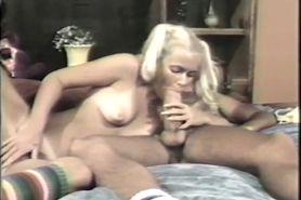 Blondes Big Job