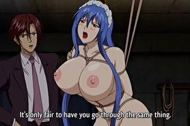 Maid-san to Boin Damashii hentai anime episode #2