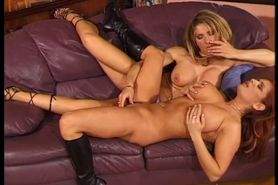 Teresa and Linda softcore scene 01