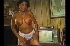 Vintage Ebony Ayes hardcore