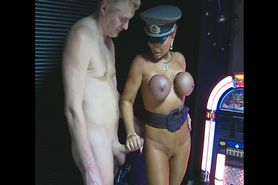 Hot Lady Handjob