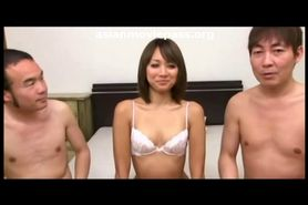 Rio Sakura Asian Creampie Video