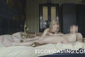 Teen Russian Escort Anal Casting
