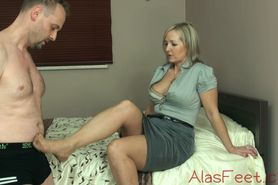 Alain pantyhose fetish #2