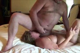 Cheating wife having sex