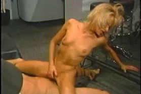 Blonde Milf Fucked by Peter North