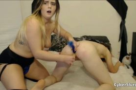 Extreme BDSM Bondage Tied and Spanked Lesbian