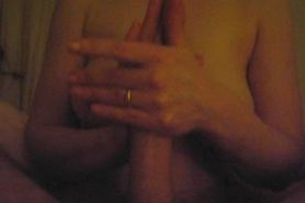 Wife Gives Me A Nice Handjob