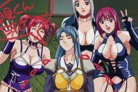 Discipline Hentai anime #2