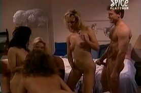 Cheerleader Nurses - Orgy Scene