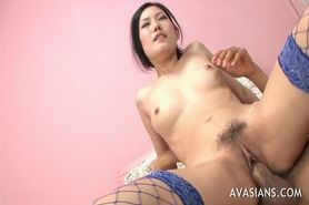 Small Tits Hairy Japanese Getting Her Ass Hardcore Dril