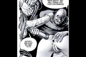 Hardcore sex fetish dungeon fantasy comics