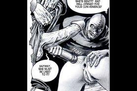Hardcore sex fetish dungeon fantasy comics
