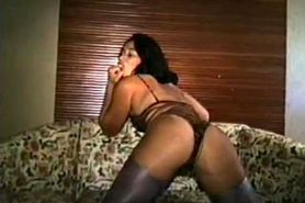 Amateur mature pantyhose