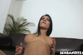Latina fucks for money