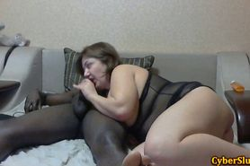 Come And Suck My Big Black Dick You Fatty