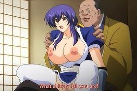 Kunoichi Sakuya hentai anime #1