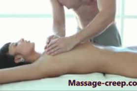 Wet pussy massage massage-creep