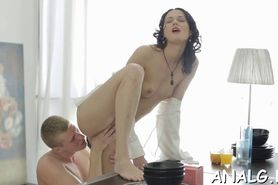 Steamy hot cock sucking delight