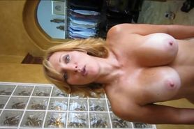 Hot MILF Sex and Creampie