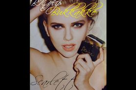 BIGflip Bukkakkies Scarlett Johansson