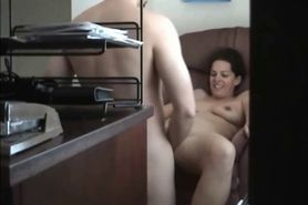Amateur Wife cheating her husband