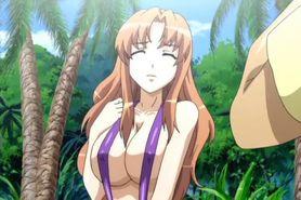 Bi chiku Beach hentai anime