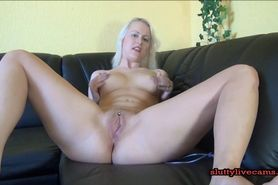 German girl gives anal instructions