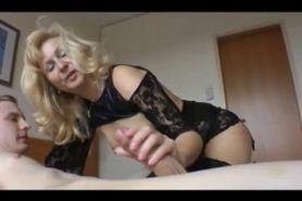 Cuckolding Cougar Fucked by Boytoy