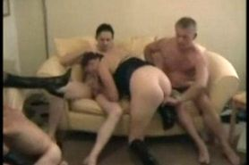 British amateur swingers