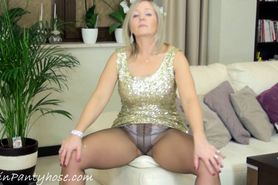 Alain pantyhose fetish #4