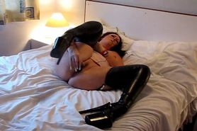 Mature Latex Slut Wife