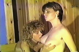 Helen from Fiona Cooper in lesbian action!