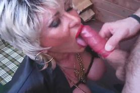 Piss: Milf Whore Pee and Suck a Dick